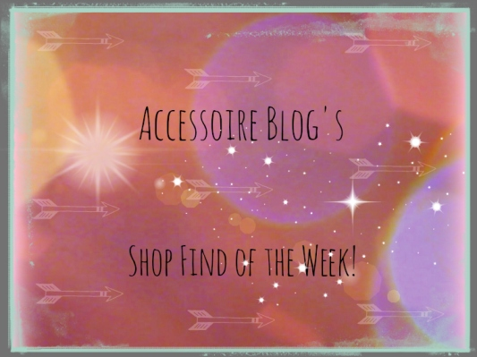 accessoireblogshopfindoftheweek